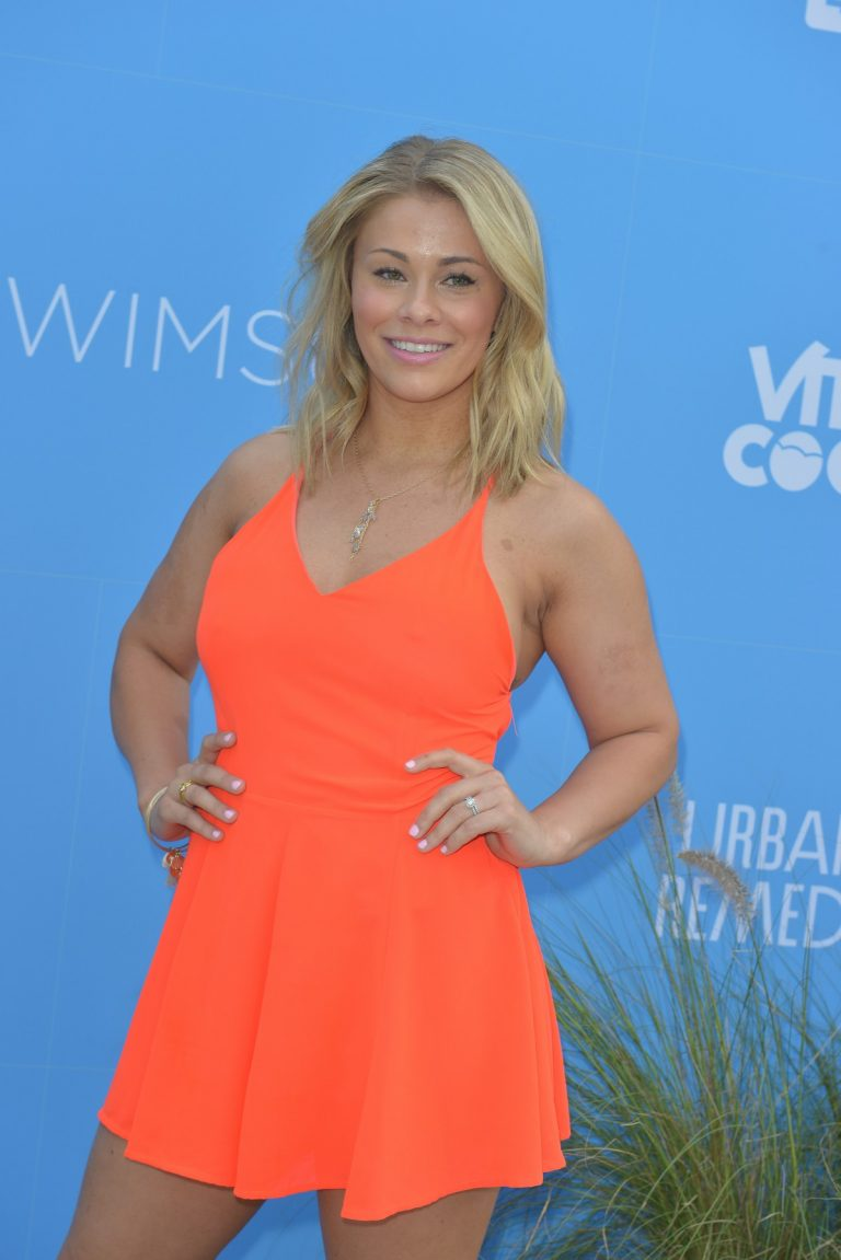 Paige VanZant at the Sports Illustrated Swimsuit at Ice Palace Film Studios 2019/05/10 2