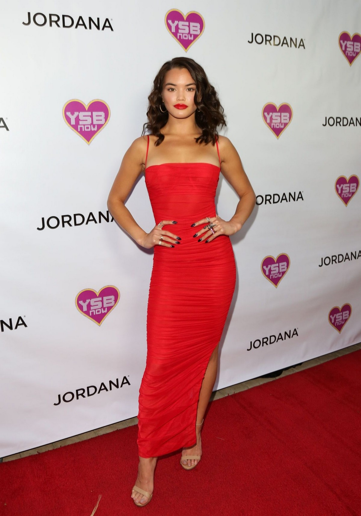 Lilimar Hernandez - Young Hollywood Prom hosted by