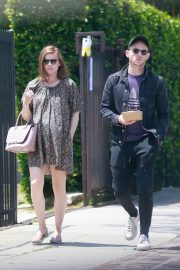Pregnant Kate Mara Out with Her Hubby in Los Feliz 2019/05/04 4