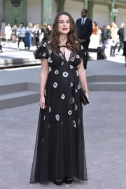 Pregnant Keira Knightley Attends The Chanel Cruise 2020 Collection: Photocall in Paris 2019/05/03 22