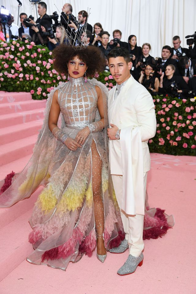 Priyanka Chopra and Nick Jonas Amazing Look at Met Gala 2019 1
