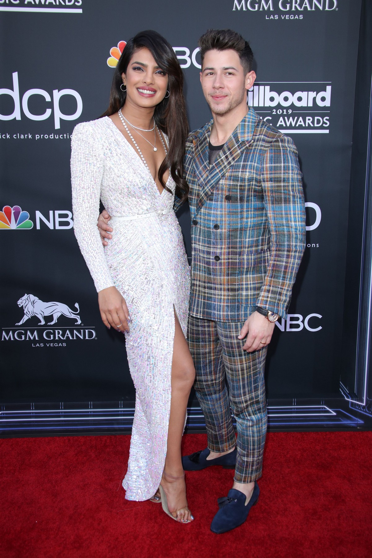 Priyanka Chopra and Nick Jonas at Billboard Music Awards in Las Vegas 2019/05/01 6