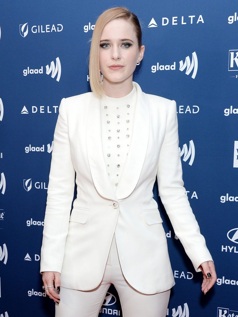 Rachel Brosnahan at 30th Annual GLAAD Media Awards in New York 2019/05/04 10