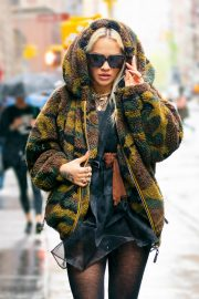 Rita Ora Out and About in New York 2019/05/05 2
