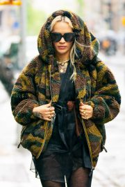 Rita Ora Out and About in New York 2019/05/05 5