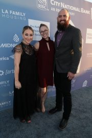 Ronda Rousey at LA Family Housing Annual LAFH Awards in West Hollywood 2019/04/25 9