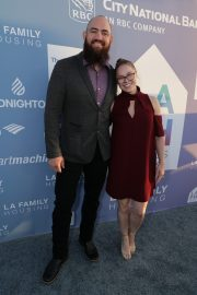 Ronda Rousey at LA Family Housing Annual LAFH Awards in West Hollywood 2019/04/25 10