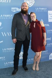 Ronda Rousey at LA Family Housing Annual LAFH Awards in West Hollywood 2019/04/25 11