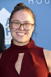 Ronda Rousey at LA Family Housing Annual LAFH Awards in West Hollywood 2019/04/25 14
