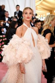 Rosie Huntington-Whiteley at The 2019 Met Gala Celebrating 'Camp: Notes on Fashion' in New York 2019/05/06 5