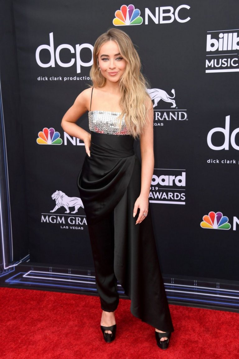 Sabrina Carpenter at 2019 Billboard Music Awards at MGM in Las Vegas 2019/05/01 2