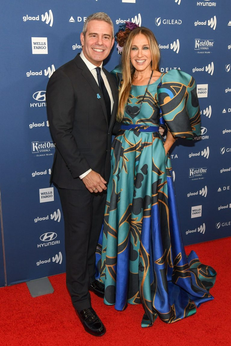 Sarah Jessica Parker at 30th Annual GLAAD Media Awards in New York 2019/05/04 21