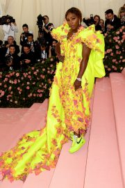 Serena Williams at The 2019 Met Gala celebrating Camp: Notes on Fashion in New York 2019/05/06 4