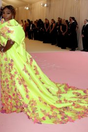 Serena Williams at The 2019 Met Gala celebrating Camp: Notes on Fashion in New York 2019/05/06 11