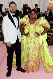 Serena Williams at The 2019 Met Gala celebrating Camp: Notes on Fashion in New York 2019/05/06 14