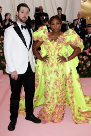 Serena Williams at The 2019 Met Gala celebrating Camp: Notes on Fashion in New York 2019/05/06 15