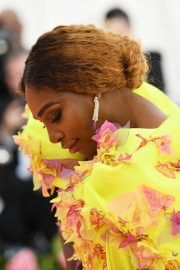 Serena Williams at The 2019 Met Gala celebrating Camp: Notes on Fashion in New York 2019/05/06 17