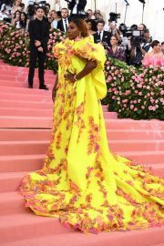 Serena Williams at The 2019 Met Gala celebrating Camp: Notes on Fashion in New York 2019/05/06 18