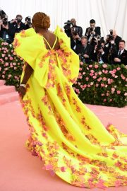 Serena Williams at The 2019 Met Gala celebrating Camp: Notes on Fashion in New York 2019/05/06 19