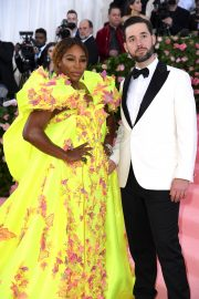 Serena Williams at The 2019 Met Gala celebrating Camp: Notes on Fashion in New York 2019/05/06 21