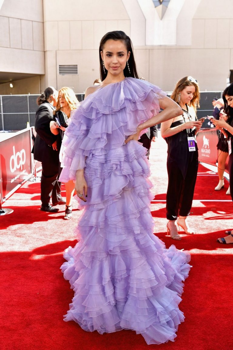 Sofia Carson at 2019 Billboard Music Awards at MGM in Las Vegas 2019/05/01 4