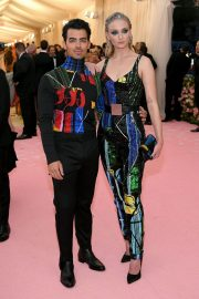 Sophie Turner and Joe Jonas at The 2019 Met Gala Celebrating 'Camp: Notes on Fashion' in New York 2019/05/06 3