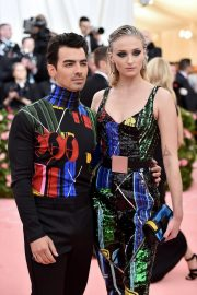 Sophie Turner and Joe Jonas at The 2019 Met Gala Celebrating 'Camp: Notes on Fashion' in New York 2019/05/06 4