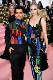 Sophie Turner and Joe Jonas at The 2019 Met Gala Celebrating 'Camp: Notes on Fashion' in New York 2019/05/06 5