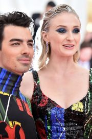 Sophie Turner and Joe Jonas at The 2019 Met Gala Celebrating 'Camp: Notes on Fashion' in New York 2019/05/06 7