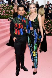 Sophie Turner and Joe Jonas at The 2019 Met Gala Celebrating 'Camp: Notes on Fashion' in New York 2019/05/06 9
