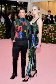 Sophie Turner and Joe Jonas at The 2019 Met Gala Celebrating 'Camp: Notes on Fashion' in New York 2019/05/06 10