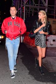 Stella Maxwell Out And About in New York 2019/05/05 2