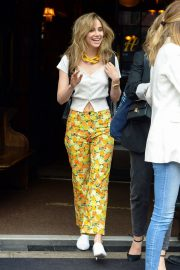 Suki Waterhouse Out from The Bowery Hotel in New York 2019/05/05 2