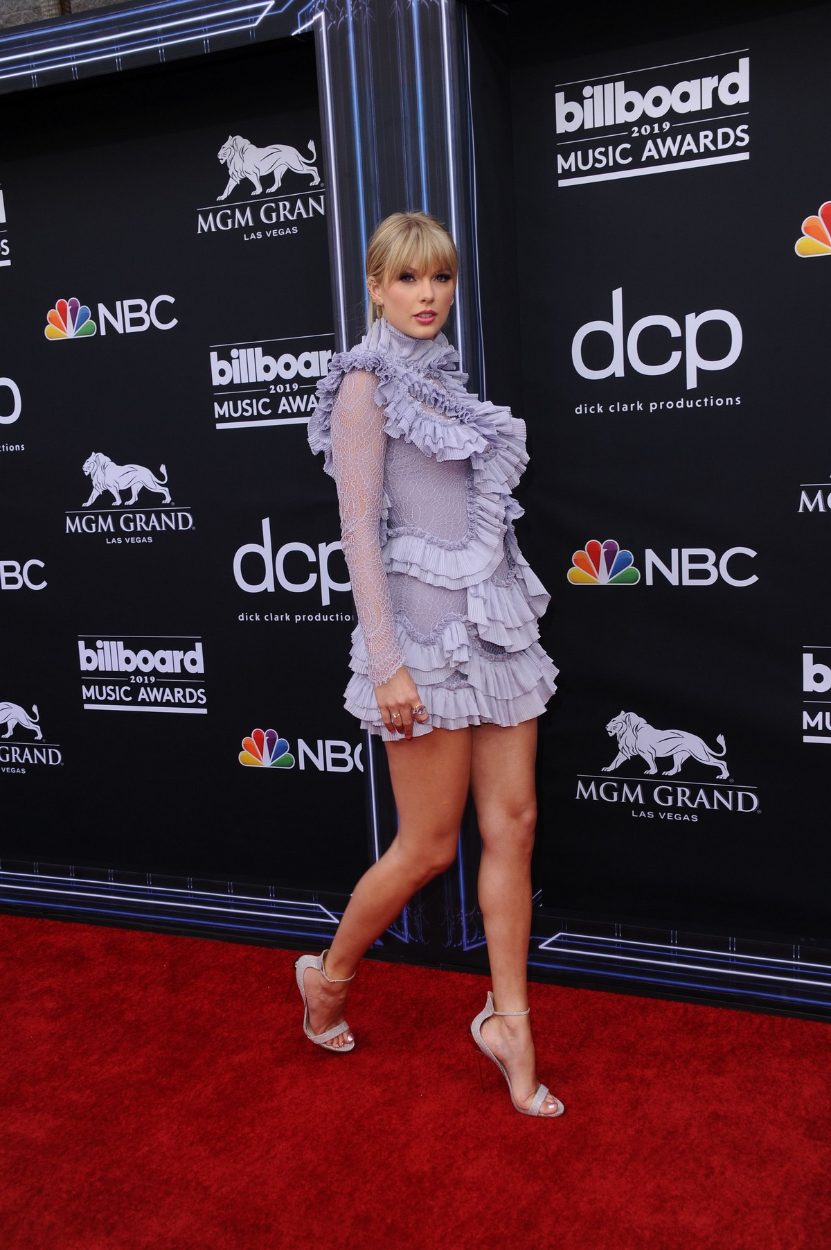 Taylor Swift at 2019 Billboard Music Awards at MGM in Las Vegas 2019/05/01 2