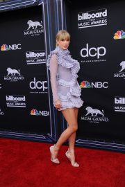 Taylor Swift at 2019 Billboard Music Awards at MGM in Las Vegas 2019/05/01 3