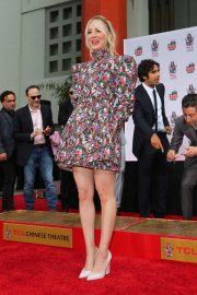 """The Big Bang Theory Cast """"Handprint Ceremony""""  at Chinese Theatre in Los Angeles 2019/05/01 22"""