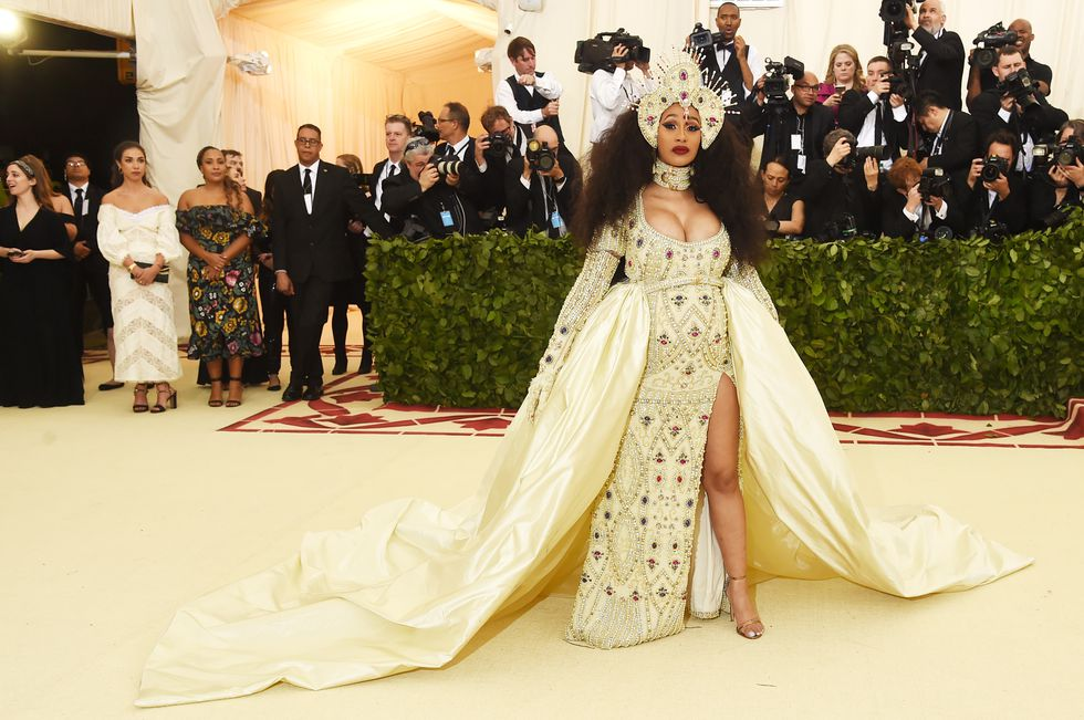 The Met Gala Red Carpet 2019 Is Here On Monday, May 6 1