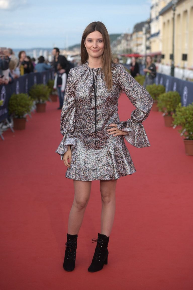 Alice Pol attends 33rd Cabourg Film Festival in Cabourg, France | 06/14/2019 1
