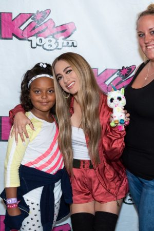Ally Brooke attends Kiss 108's Kiss Concert in Mansfield 2019/06/16 1