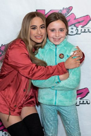 Ally Brooke attends Kiss 108's Kiss Concert in Mansfield 2019/06/16 2