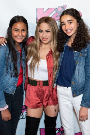 Ally Brooke attends Kiss 108's Kiss Concert in Mansfield 2019/06/16 10