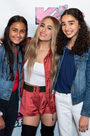 Ally Brooke attends Kiss 108's Kiss Concert in Mansfield 2019/06/16 11