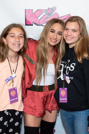 Ally Brooke attends Kiss 108's Kiss Concert in Mansfield 2019/06/16 15