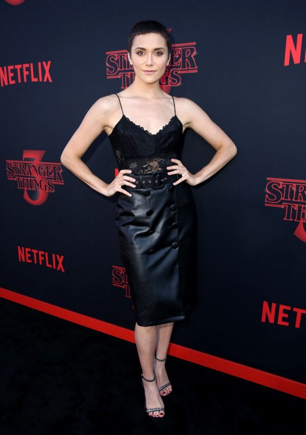 "Alyson Stoner attends Netflix's ""Stranger Things"" Season 3 Premiere in Santa Monica 2019/06/28 5"