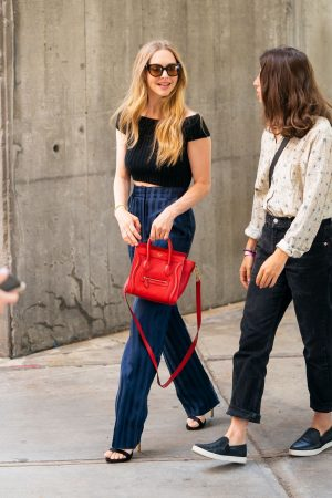 Amanda Seyfried Out in Midtown in New York City 2019/06/22 16