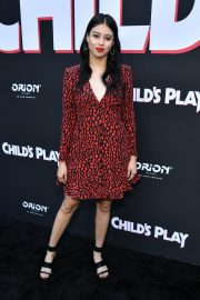 """Amber Midthunder arrives """"Child's Play"""" Premiere in Hollywood 2019/06/19 6"""
