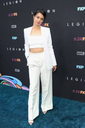 Amber Midthunder at Premiere of Legion Season 3 in Hollywood 2019/06/13 8