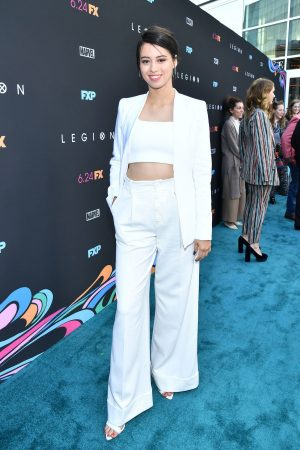 Amber Midthunder at Premiere of Legion Season 3 in Hollywood 2019/06/13 11