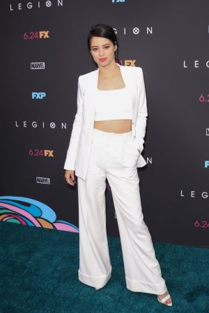 Amber Midthunder at Premiere of Legion Season 3 in Hollywood 2019/06/13 15
