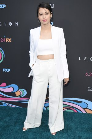 Amber Midthunder at Premiere of Legion Season 3 in Hollywood 2019/06/13 17
